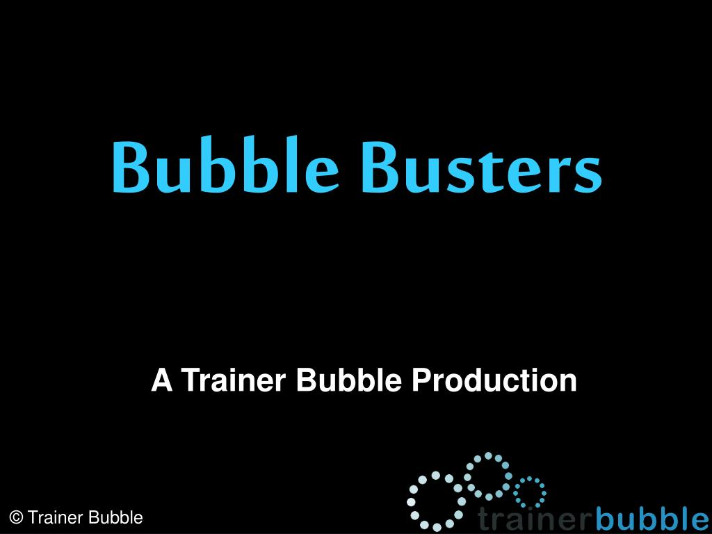 Bubble Busters