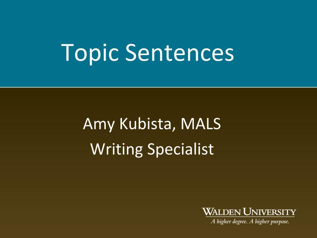 amy kubista mals writing specialist