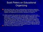 scott peters on educational organizing30