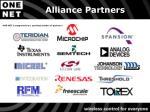 alliance partners