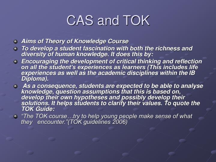 Cas and tok3