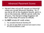 advanced placement scores65