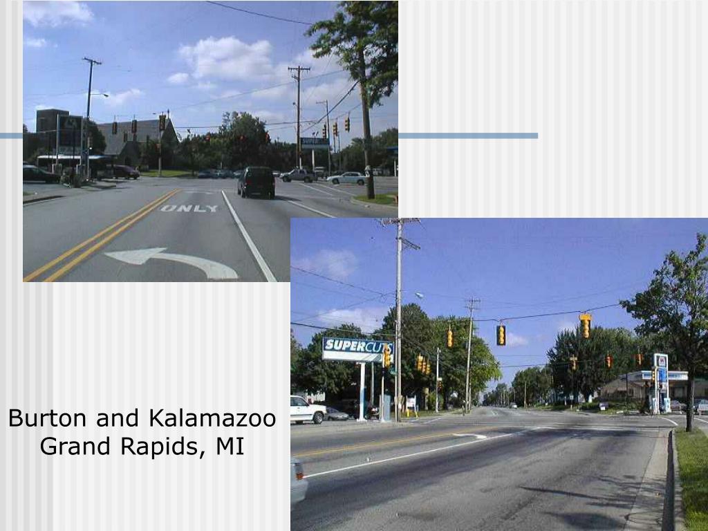 Burton and Kalamazoo