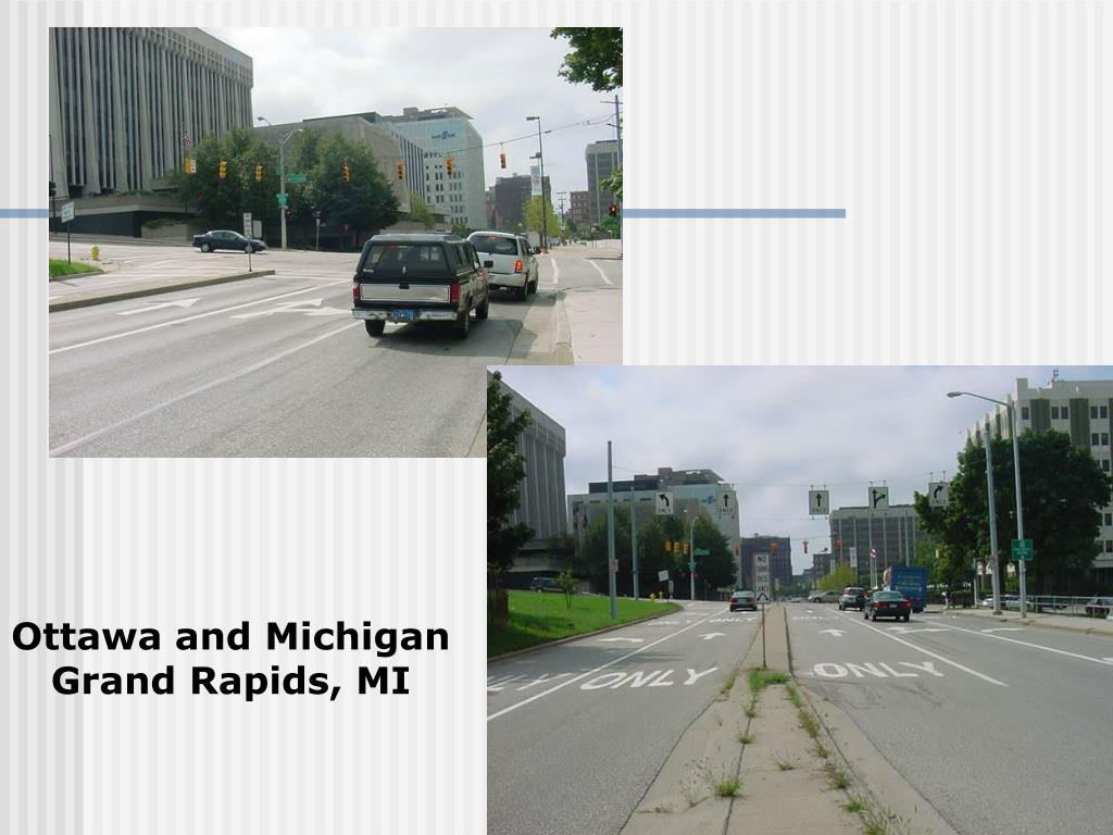 Ottawa and Michigan