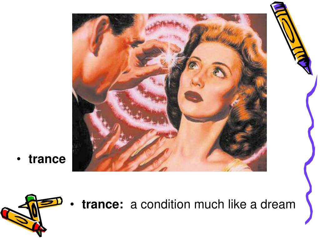 trance:
