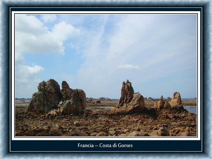 Francia – Costa di Gorses
