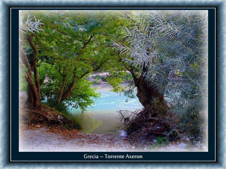 Grecia – Torrente Axeron