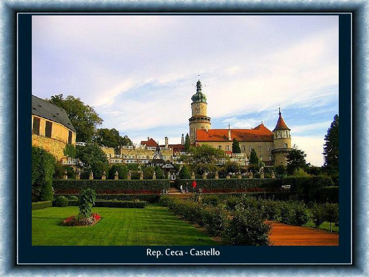 Rep. Ceca - Castello