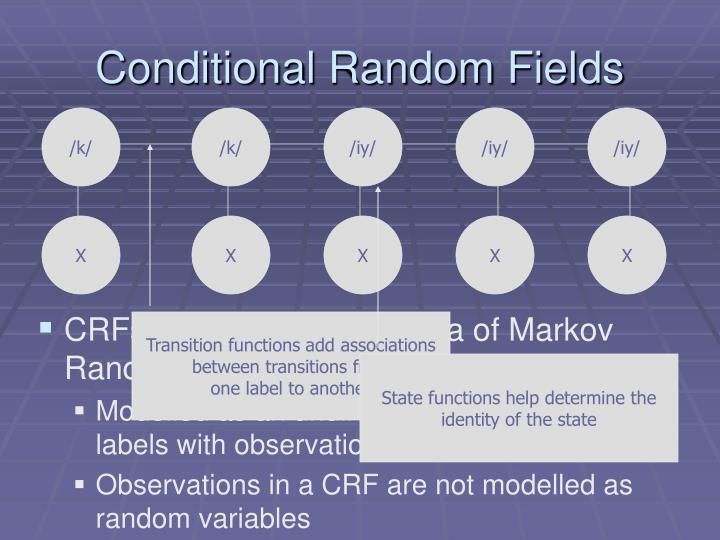 Conditional random fields2