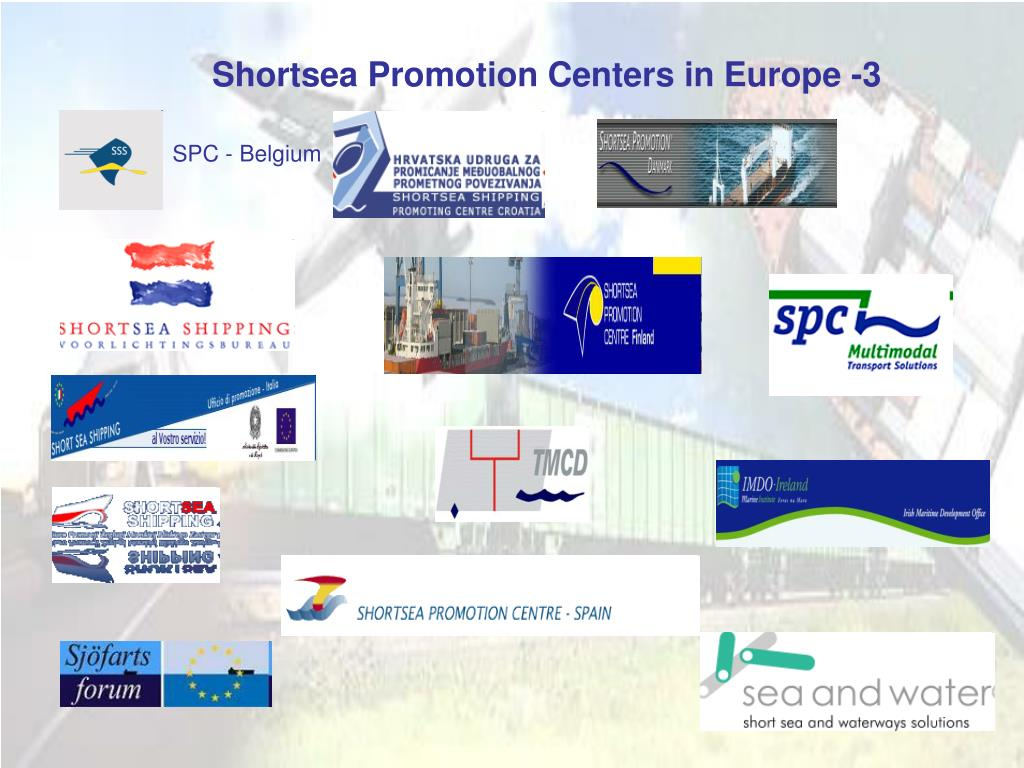 Shortsea Promotion Centers in Europe -3