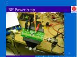 rf power amp