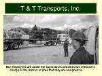 t t transports inc1