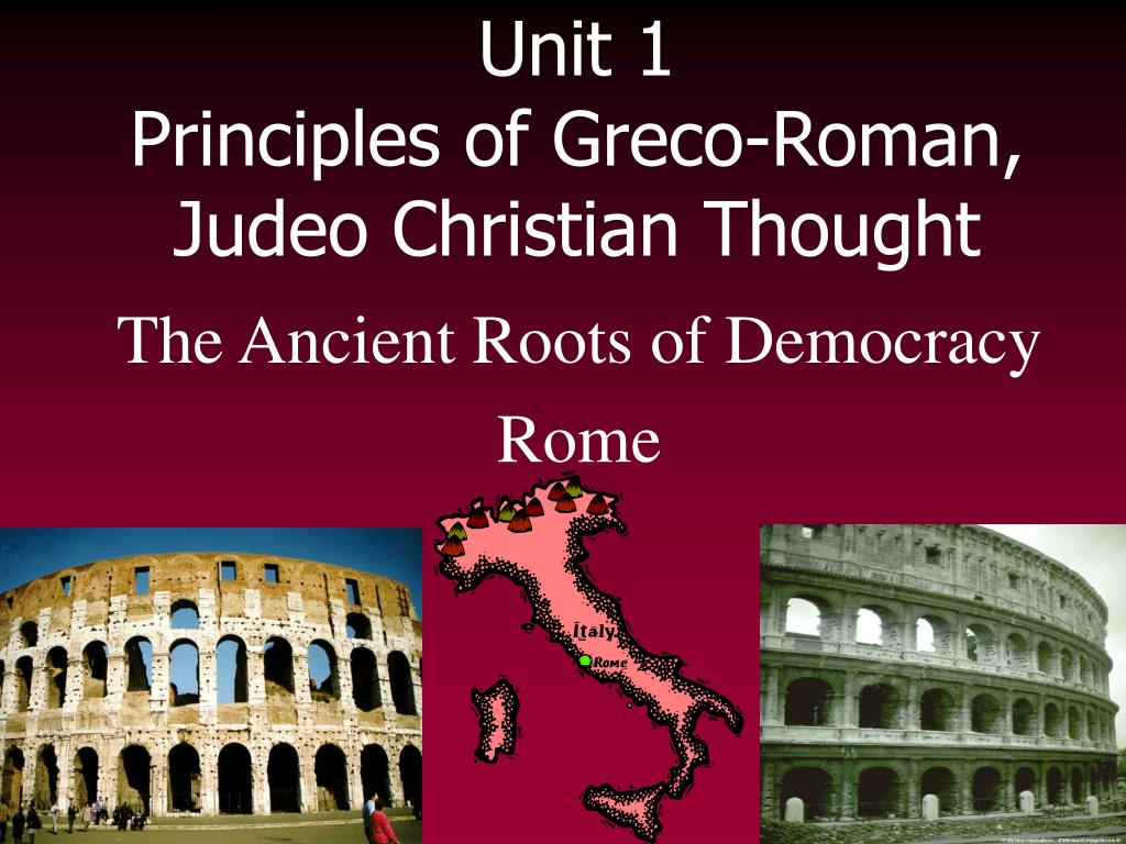 greco roman and judeo christian essay
