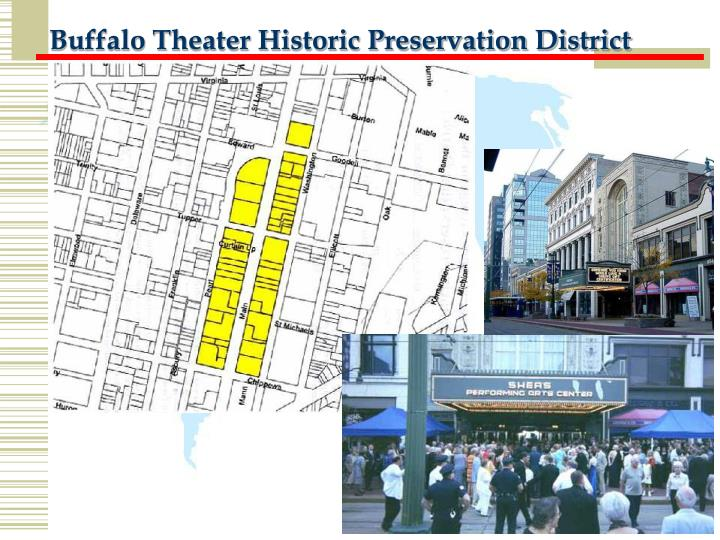 Buffalo Theater Historic Preservation District