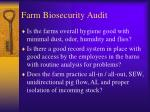 farm biosecurity audit9