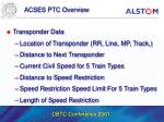 acses ptc overview4
