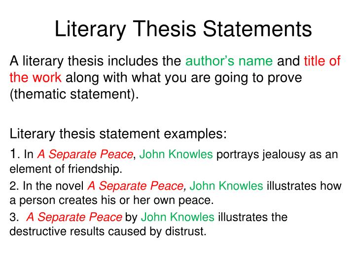 argumentative essay + literary term We have a variety of samples that will fill your literary needs free college essay samples argumentative essay example.