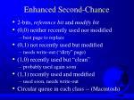 enhanced second chance