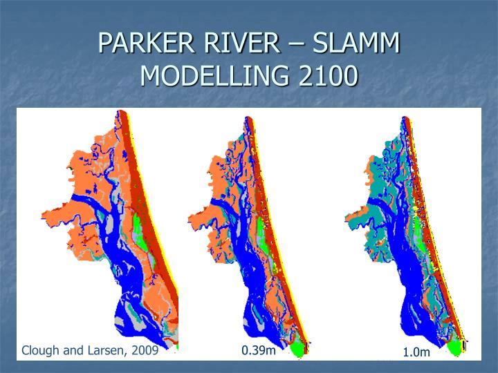 PARKER RIVER – SLAMM MODELLING 2100