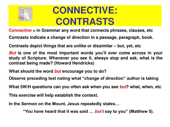 CONNECTIVE: