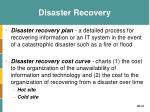 disaster recovery2