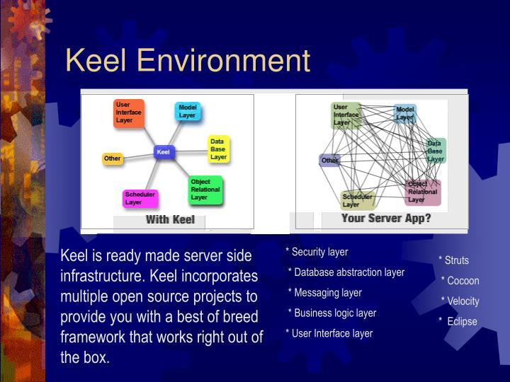 Keel Environment