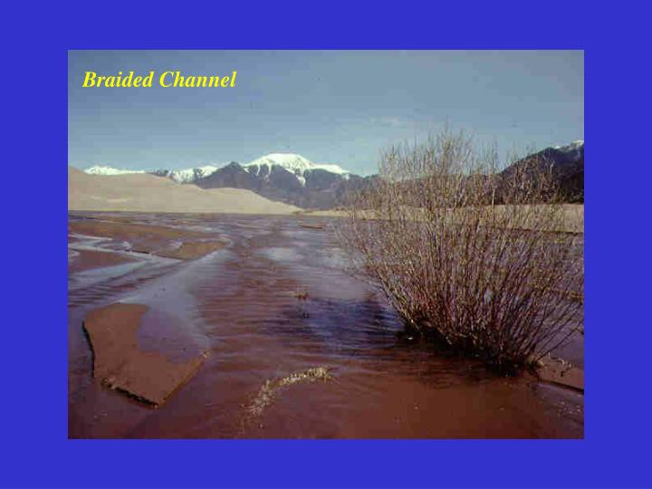 Braided Channel