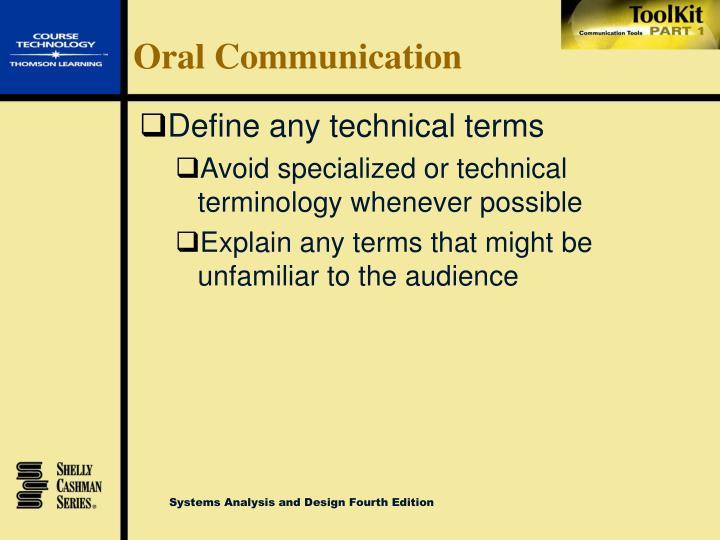 spoken communication analysis Keywords: spoken communication skills, english language teaching, pre-service   when their views were referred to in the qualitative part of data analysis.