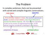 the problem4