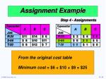 assignment example3
