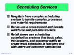 scheduling services1