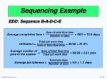 sequencing example6