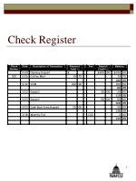 check register1