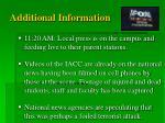 additional information2