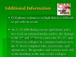additional information4