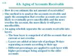 4 b aging of accounts receivable