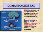 comando central