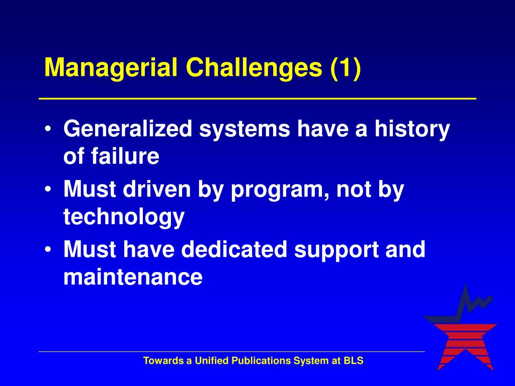 Managerial Challenges (1)