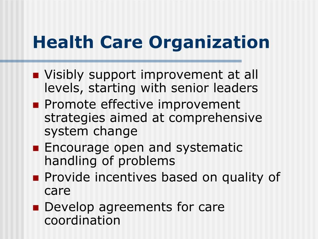 health care organization Health care organizations news find breaking news, commentary, and archival information about health care organizations from the latimes.