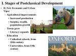 i stages of postclassical development12