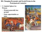iii changing economic and social forms in the postclassical centuries23