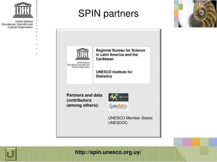 SPIN partners
