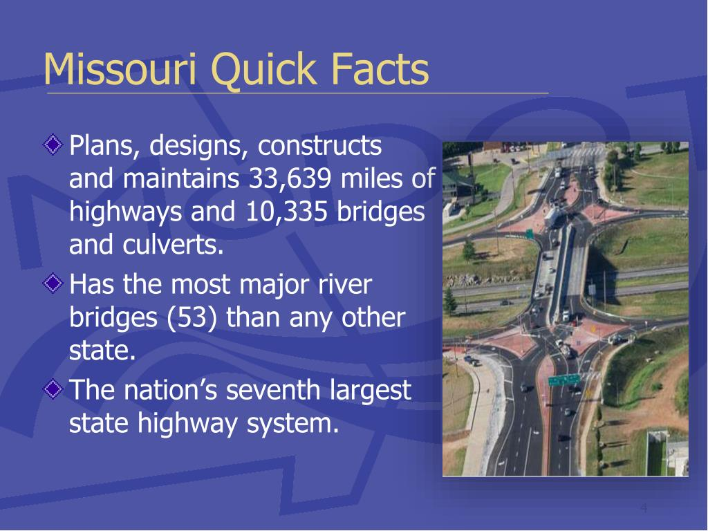 Missouri Quick Facts