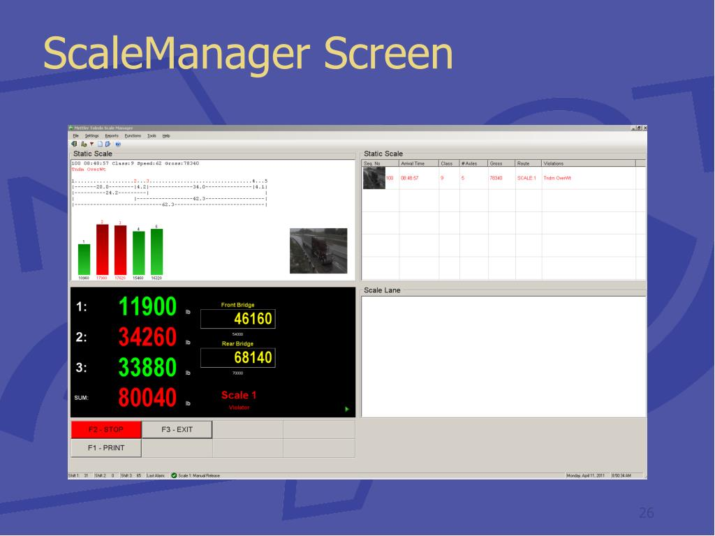 ScaleManager