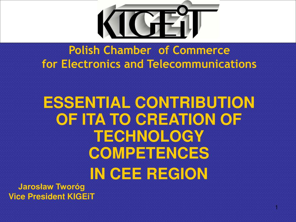 polish chamber of commerce for electronics and telecommunications
