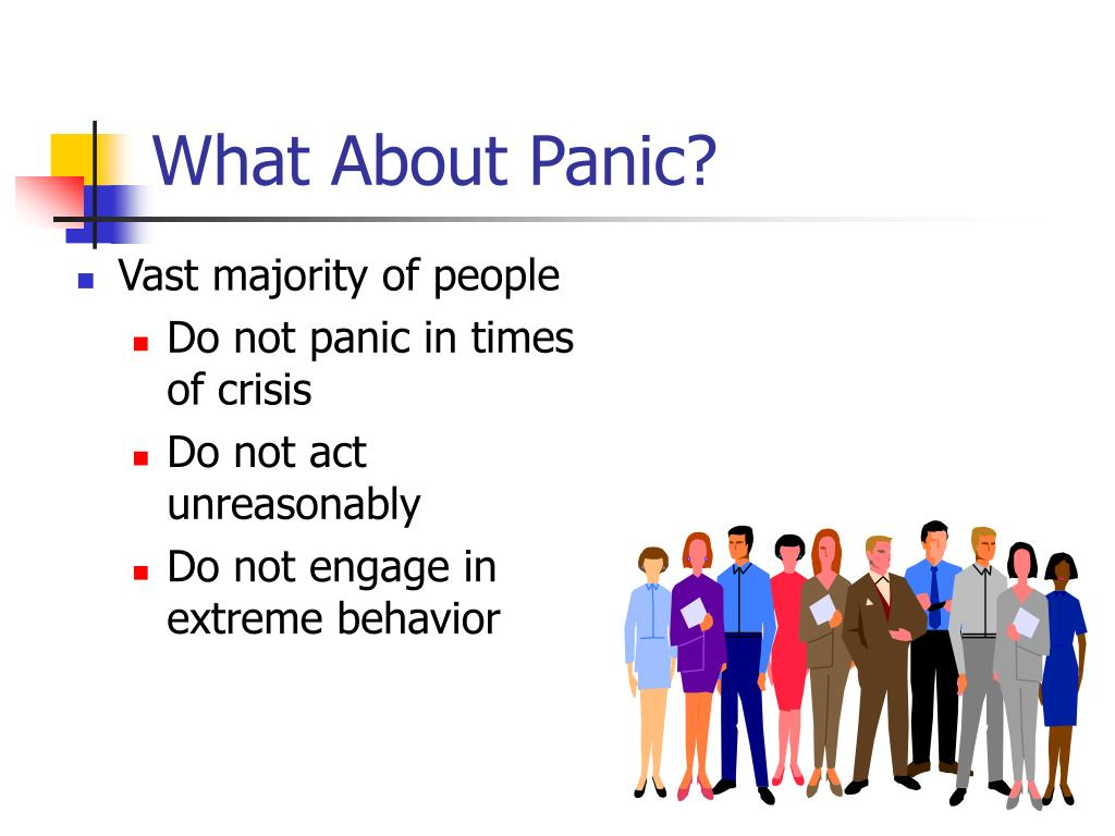What About Panic?