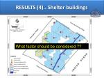 results 4 shelter buildings