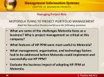 chapter 14 managing projects34