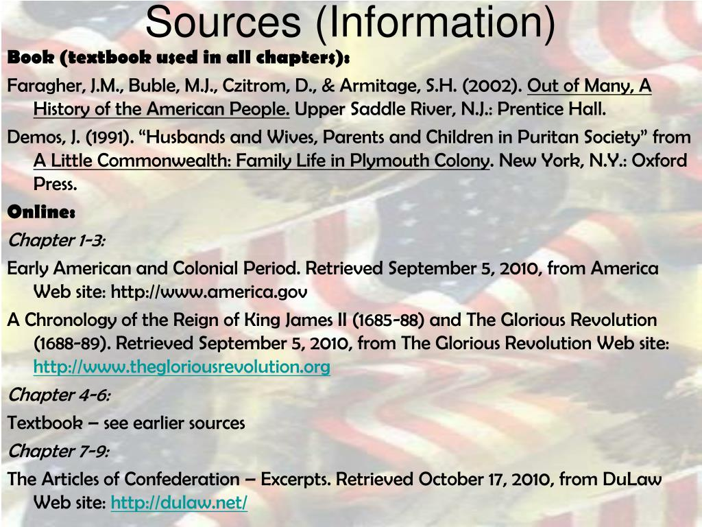 Sources (Information)