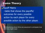 game theory23